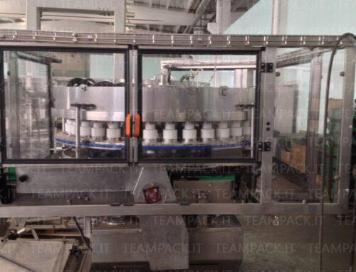 Riempitrice volumetrica  per prodotti solidi