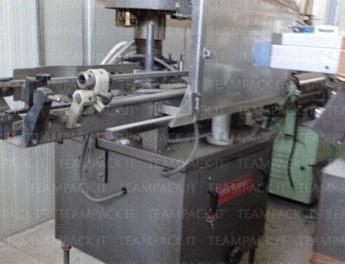 Tappatore  5 teste tappanti vite alluminio / scrow capper