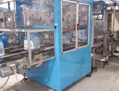 Manigliatrice Doppia Pista H80/2